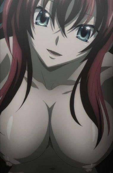 ハイスクールD×Dとかいうエロアニメの厳選画像 15