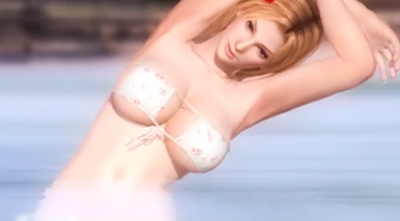 [DOA,3DCG] デッドオアアライブのヌードMODでキャラクターを全裸に剥くエロ動画 Part3