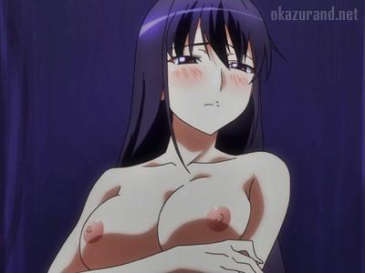 【18禁版】全裸で女の子と二人きり、ロッカーに隠れて密着オナニー!(グリザイアの楽園)