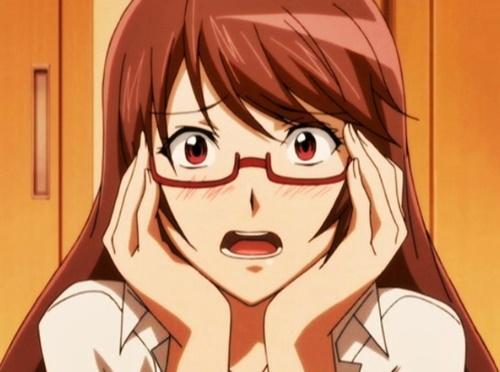 【エロアニメ】メガネ巨乳のおさげちゃんが初めてのエッチで乱れる!【純情少女エトセトラ】