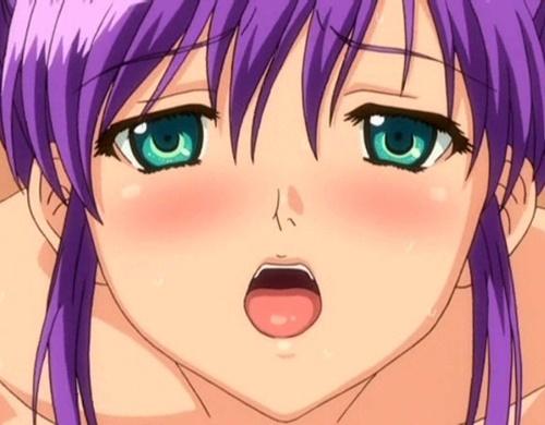【エロアニメ】スク水JKとビーチで開放的なセックス&バスの中でパイ揉み・フェラチオ!