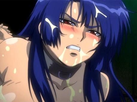 哀れ対魔忍ムラサキが性奴隷として飼われ、鎖で繋がれて生きる恥辱に塗れた生活が始まる! (魔界騎士イングリッド)