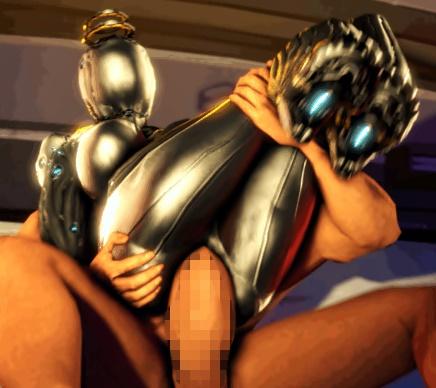 【Warframe】ふたなりエイリアン女忍者と3Pで二穴ファックする3Dエロアニメ (nova)