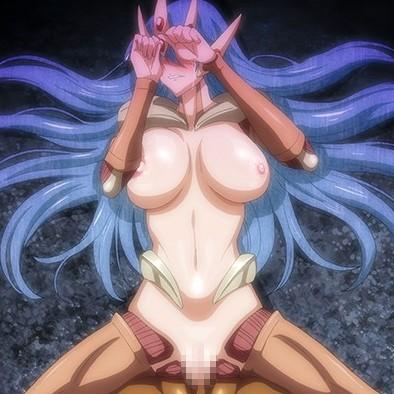 【異種姦・モン娘】アラクネ娘が捕食対象のニンゲンとガチ交尾!
