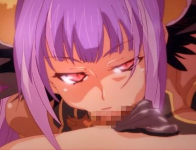 【ランス01】盗賊のエロいお姉さんに宝と引き換えにフェラチオ奉仕してもらった♪