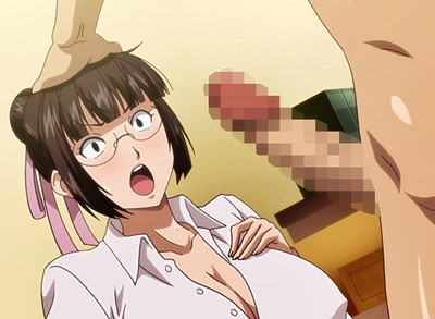 【寝取られ】お堅い女教師に勃起チンポ見せつけた結果…!?(アンスイート)