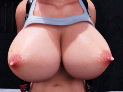 【FF7】こんなドスケベボディのティファがスラム街で売春してたら中出し不可避です!