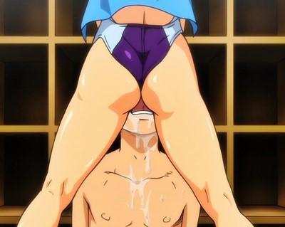 【ハメ撮り・水着】競泳水着の先輩たちは超肉食系!?鍛えられたボディでハメ撮りセックス!