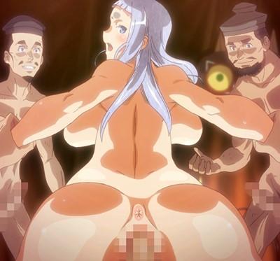 【モン娘・異種姦】美女に化けた妖怪が、男たちを搾精して精気を吸いまくる!