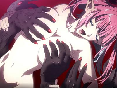 【sin 七つの大罪】女悪魔たちの百合・レズエロシーン満載のまとめ動画