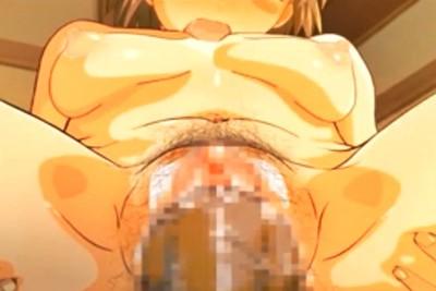 """【よつばと!】若干むっちりしていてマン毛が濃い""""風香""""と汗だく本気セックス!"""