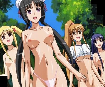 【青姦・ハーレム】常夏の無人島で美少女15人+男1人のハーレム状態に!?島のあらゆる所で青姦しまくって15人コンプリートだ!!