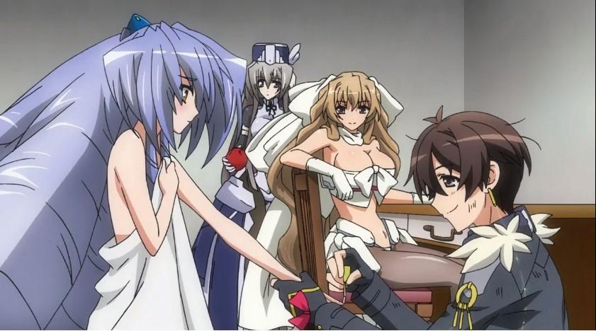 境界線上のホライゾン エロシーン総集編動画 / Kyoukai Senjou No Horizon Compilation