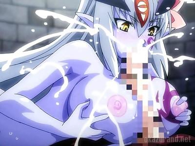 【モンスター娘】数々の魔物にあの手この手で精液を搾り取られてしまう!