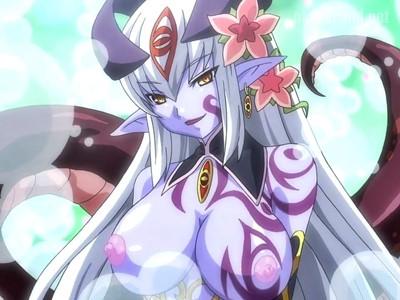 【モンスター娘・おねショタ】もんむす・くえすと! #2「魅凪(みなぎ)・バビロンの大淫婦」