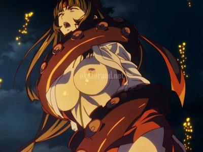 【18禁版】クイーンズブレイド 美しき闘士たち OVA エロシーン抜粋動画