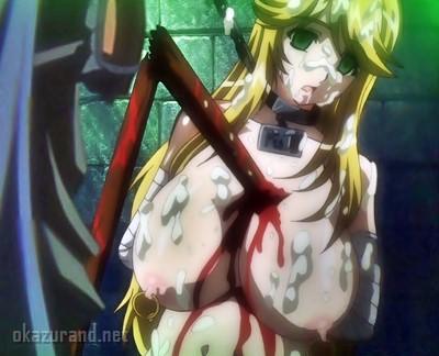 敗戦国の姫騎士や王女、女戦士たちが気が狂うまで辱められた挙句に処刑!