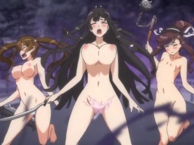 【18禁版・BD版】エッチな一般アニメで服や下着がビリビリに破かれて公衆の面前で全裸晒しちゃう女の子たちエロ過ぎwww
