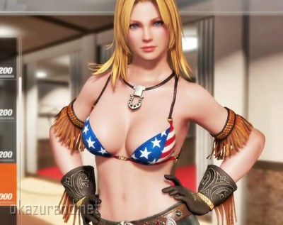 Dead Or Alive 6 All Sexy Outfits