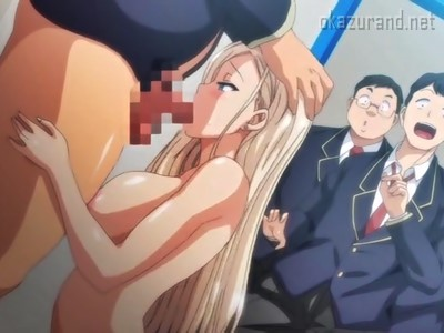 【催眠・洗脳】反抗的な金髪ギャルをセックス指導で更生させる!