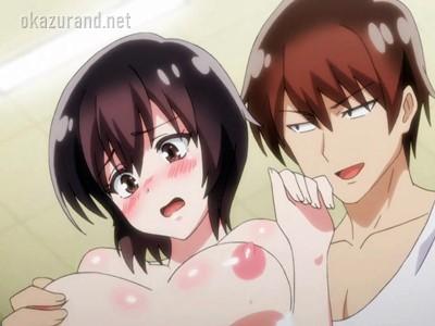 【乳首解禁】洗い屋さん!第2話 - 銭湯でバイトしたら女風呂に合法的に入って女子校生の身体触りまくりですwww