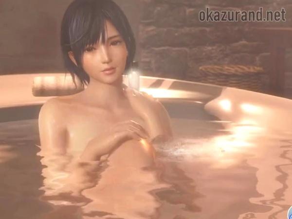 [DOAXVV] なぎさ 女の子エピソード Lv60 [DEAD OR ALIVE Xtreme Venus Vacation]