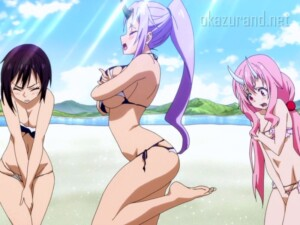 「転生したらスライムだった件」第12巻限定版OVAの水着回がエッチ過ぎると話題に!?