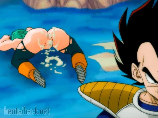 ブルマがベジータにヤリ捨てされて未来が変わる!?【Dragon Ball】