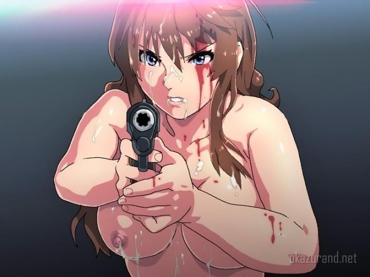 バイオハザード発生で無法地帯と化したアメリカの某都市!特殊部隊員の女性がゾンビに捕まり凌辱される!!
