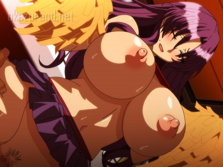 【OVA屈辱 #1】チート能力で学園の美女たちの身体の自由を奪い、凌虐の限りを尽くす!