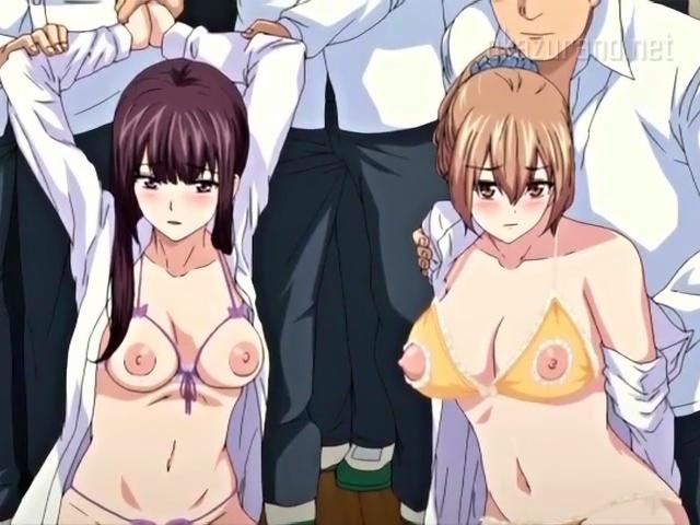 桜宮姉妹のネトラレ記録 第2話《無料アニメ》