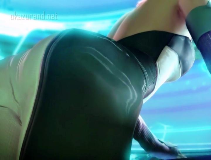 宇宙人の施設に潜入した女泥棒ちゃん!即バレで触手モンスターに人体改造された元・相棒に犯される!