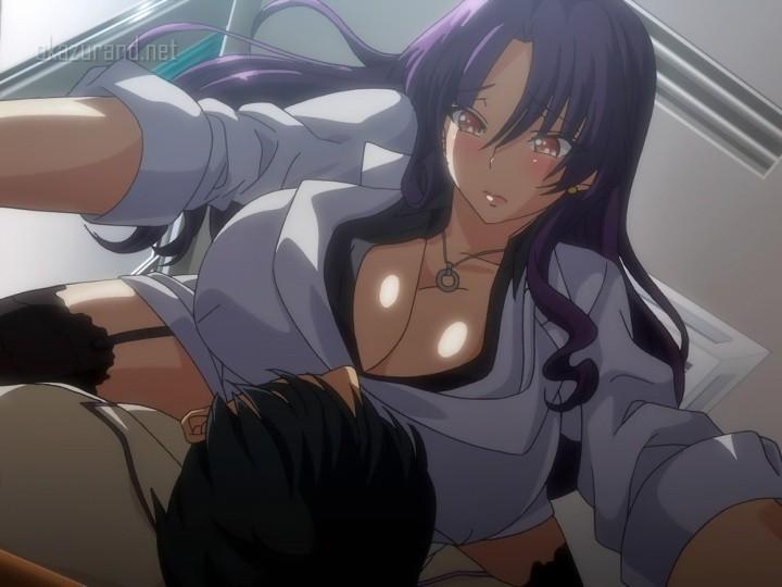 【新作】OVA 屈辱 #1 「人体掌握能力で女教師や義妹を凌辱・調教!」