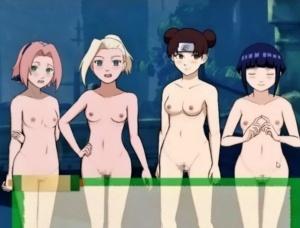 【NARUTO】ナルトのエロゲが登場!サクラ・ヒナタ・いの・テンテンなど多くのヒロインを攻略して堕とせ!《Jikage Rising》