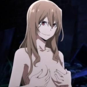 【エロシーンキャプ】グレイプニル 第4話「変身願望」