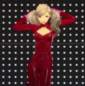 【ペルソナ5】高巻杏がセクシーな怪盗衣装でダンスする3D動画