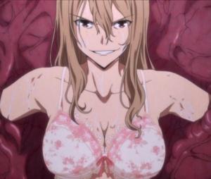 【エロシーンキャプチャー】グレイプニル 第5話「ヤバイ敵 」【GIFアニメ】