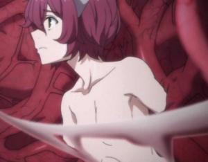 【エロシーンキャプチャー】グレイプニル 第7話「変形」