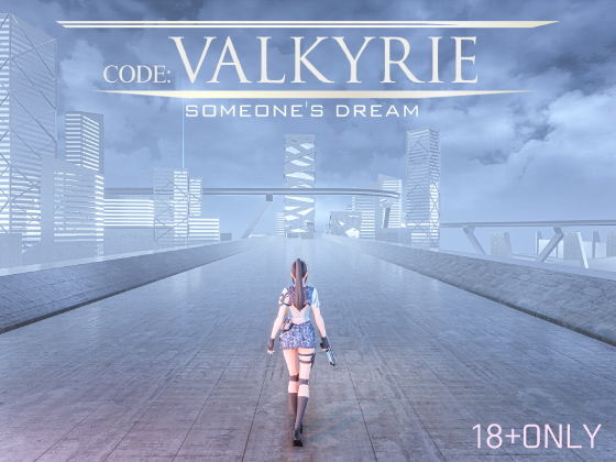 [Ulimworks] CODE:VALKYRIE サンプル画像 01