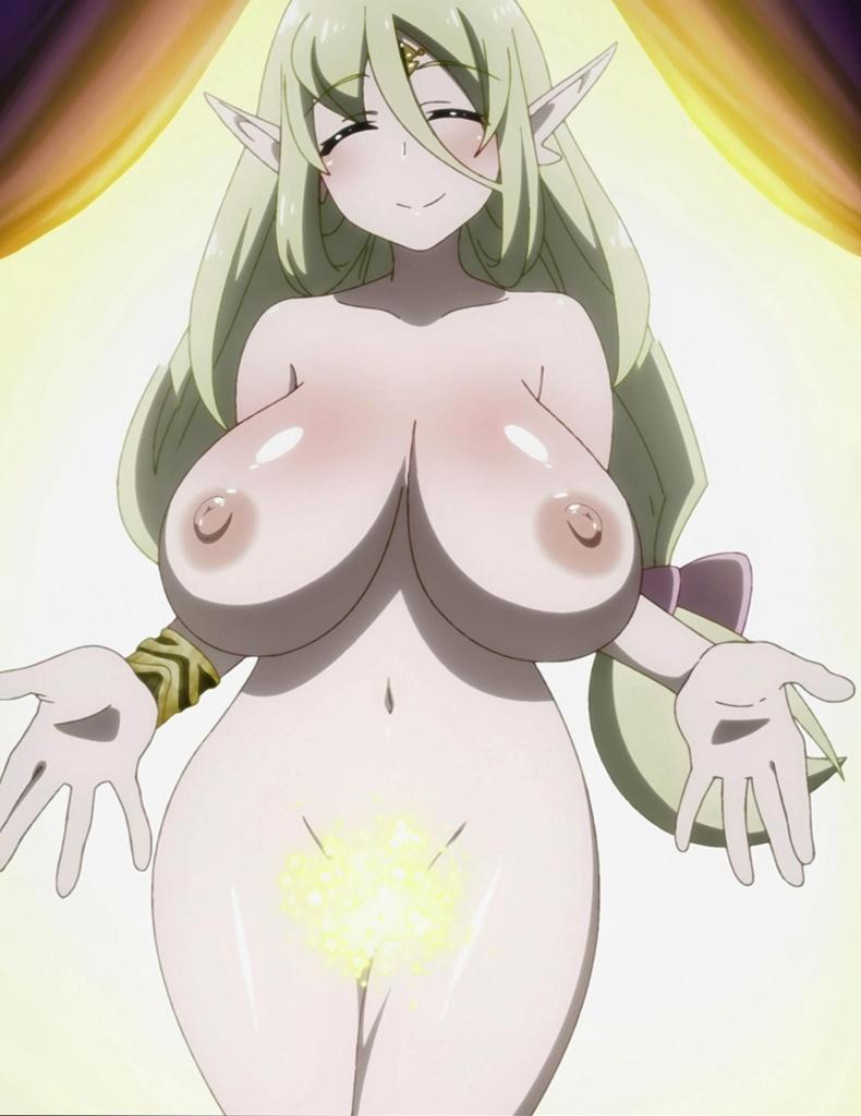 異種族レビュアーズ BD 第2巻 無修正キャプチャー 06