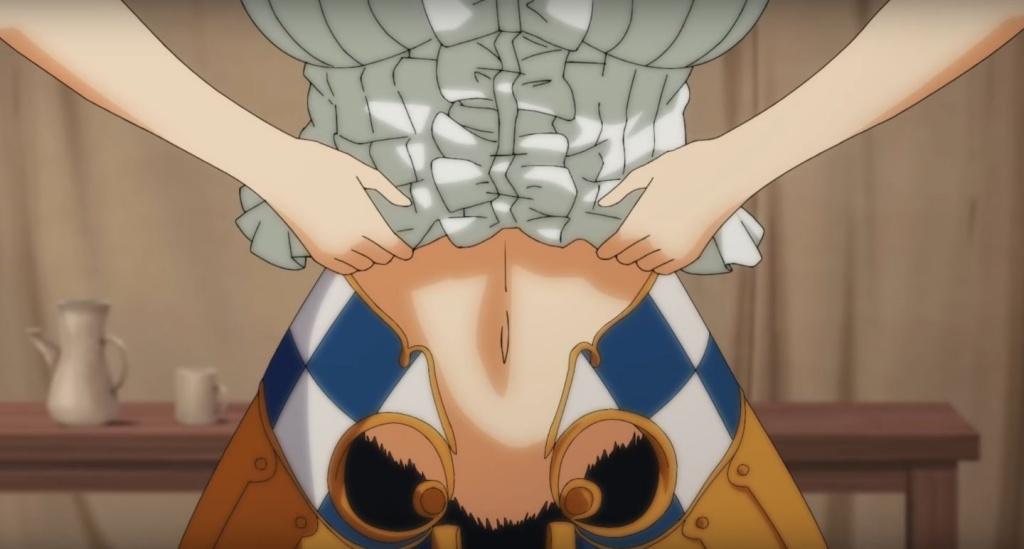 TVアニメ『モンスター娘のお医者さん』PV第一弾 キャプチャー 11