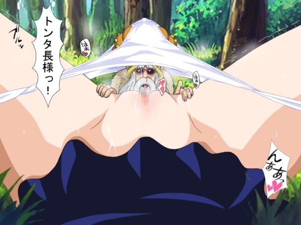 ワンピース おナミさんのエロパロイラストまとめ 09