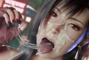 海外の3Dアーティスト《Bulging Senpai》のドスケベ過ぎる3Dアニメーション総集編(FF7R、バイオハザード、デビルメイクライ)