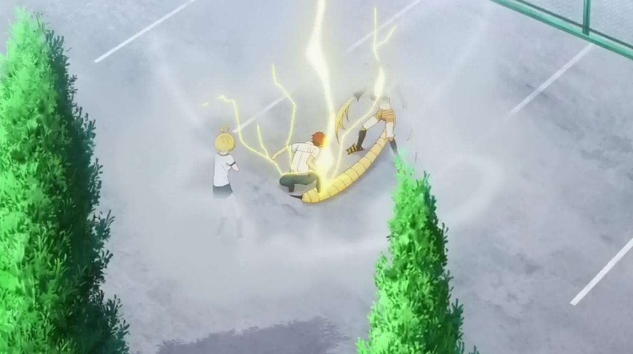 ド級編隊エグゼロス 第2話「結成、エグゼロス」(Hネルギー解放版) キャプチャー画像 49