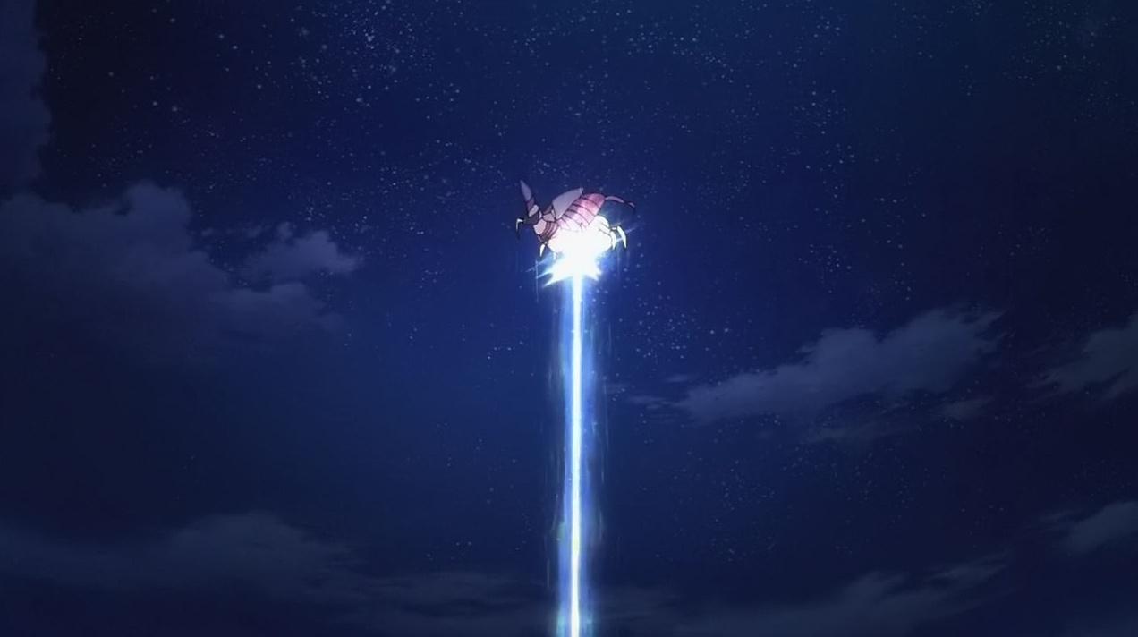 ド級編隊エグゼロス 第2話「結成、エグゼロス」(Hネルギー解放版) キャプチャー画像 77