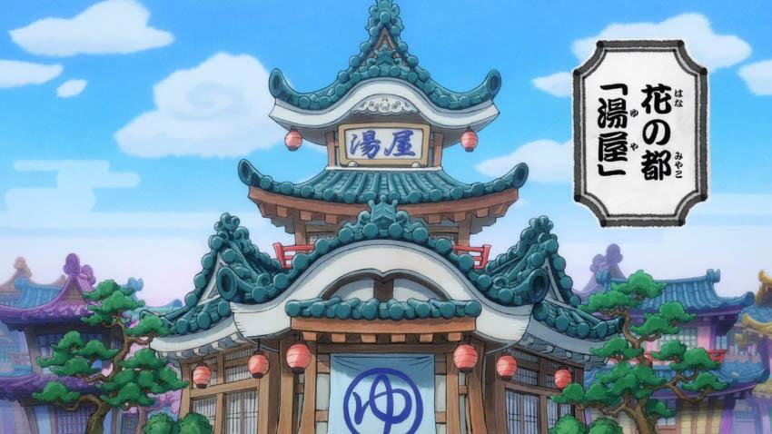 ワンピース 第931話予告「よじ登れ ルフィ決死の逃走劇!」 エロシーンキャプチャー 01