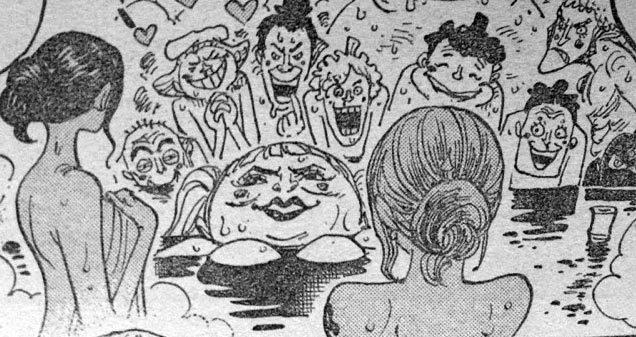 ワンピース 第931話予告「よじ登れ ルフィ決死の逃走劇!」 原作エロシーン 03