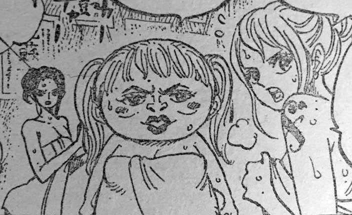ワンピース 第931話予告「よじ登れ ルフィ決死の逃走劇!」 原作エロシーン 09