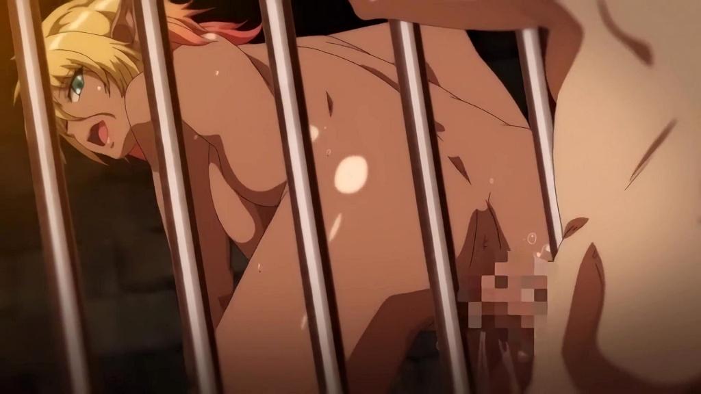 OVA ようこそ! スケベエルフの森へ #3 - キャプチャー 11