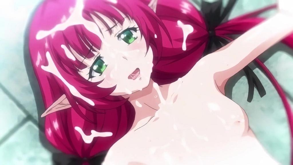 OVA ようこそ! スケベエルフの森へ #3 - キャプチャー 28